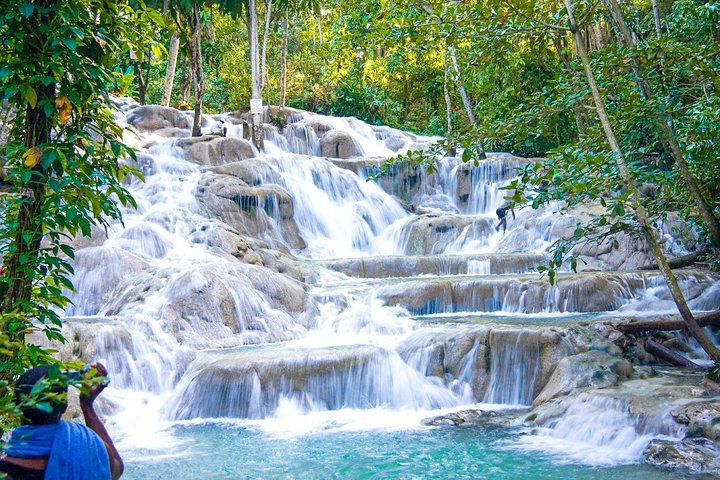 Image result for Dunn's River Falls