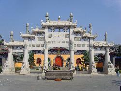 Hainan Taoism Cultural Court