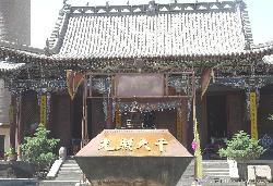 Xilai Temple of Zhangye