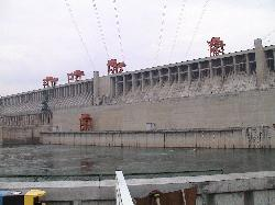 Chongqing Three Gorges Dam