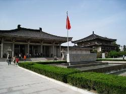 Shanxis historiska museum