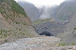 Telamukanli Glacier
