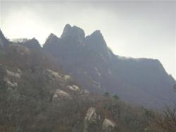 Fengcheng Fenghuang Mountain Scenic Resort