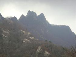 凤城凤凰山风景区