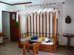 一楼厅堂的另类沙发