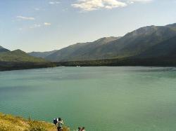 Kanas Lake Tuwa Village