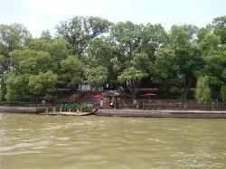 ‪Jiaxing South Lake‬