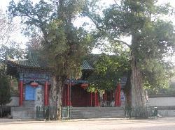 Qishan Zhougong Temple