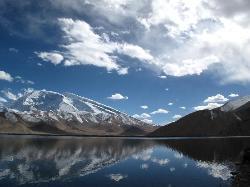 慕士塔格山