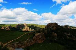 Daqingshan Quaternary Period Glacial Relic Park