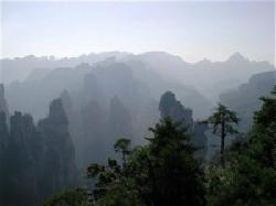 茶盘塔风景区