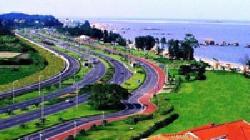 Kulangsu Huandao Road