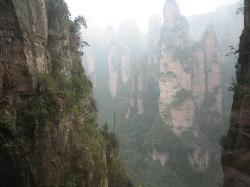Zhangjiajie Dongfeng Reservoir