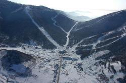 Beida Lake Ski Area