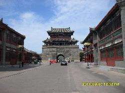 ‪Shanhaiguan Gate Tower‬