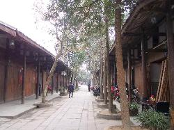 Anren Ancient Town