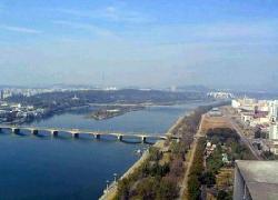 Daedong River (Taedong River)