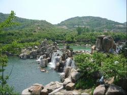 Baima Jian Longchi Scenic Spot