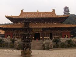 庐山东林寺