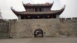 East Gate Tower of Liuzhou