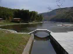 Tianmu Lake Senic