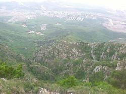 Grand Black Mountain of Dalian
