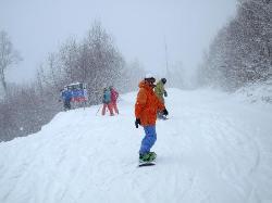 亚布力国际滑雪中心