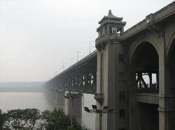 ‪Wuhan Yangtze River Bridge‬