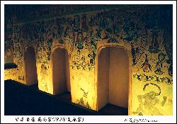 Dunhuang Grotto Art Protection,Examination and Exhibition Center