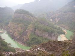 Wuyi Mountain Scenic Resort