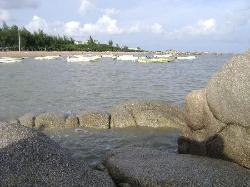Sanniang Bay