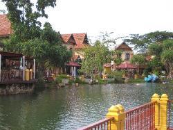 Langkawi Oriental Village (Restoran Kelong Seri Melayu)