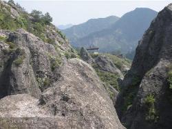 Lishui Jinyun Xiandu Scenic Resort