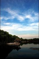Weifang Linqu Laolongwan Scenic Resort