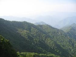 Nangong Mountain National Forest Park