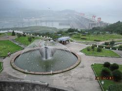 Three Gorges Tourism Area
