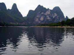 Wansheng Heishan Valley Tourism Area