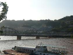 Iron Bridge of Yellow River