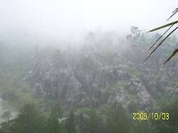 Wansheng Stones Forest Scenic Area