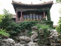 The Imperial Garden of The Palace Museum