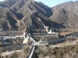 ‪Juyong Pass of Great Wall‬