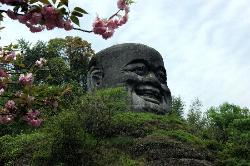 大佛寺景區