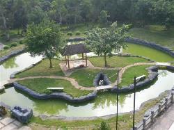 湖光岩风景区