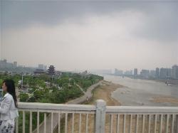 Xiangjiang River in Changsha