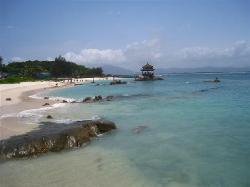 Wuzhizhou Coral Island