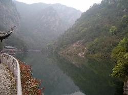 Shenxianju Scenic Resort of Xianju