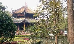 Qingyang Palace (Green Ram Temple)