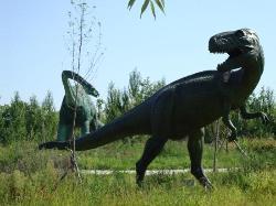 Yichun Dinosaur Museum
