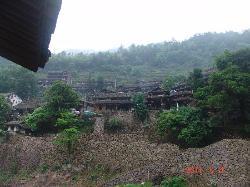 温州岩头村