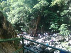 Lin'an Zhexi Canyon